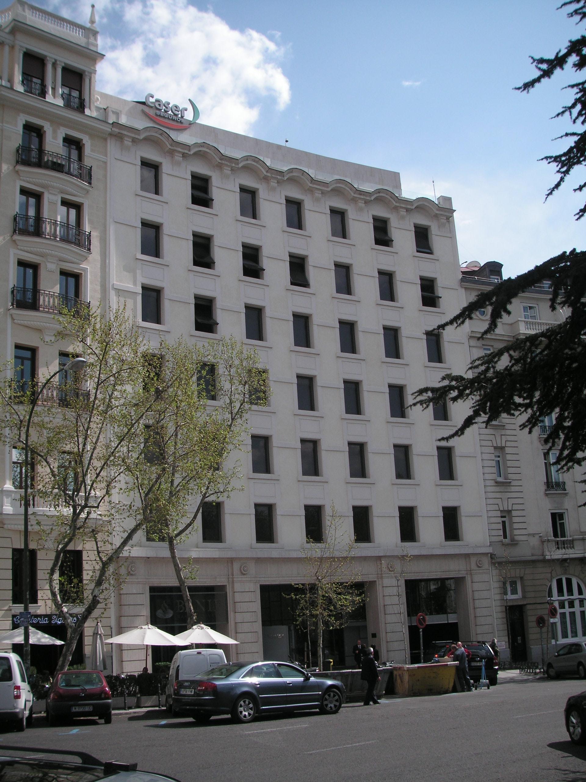 Leyser oficinas lehman brothers espa a for Oficinas centrales mercadona madrid